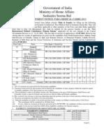 SSB Paramedical Cadre Recruitment