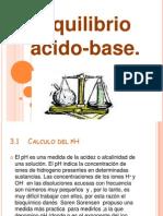 Analitica Acido Base
