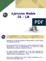 Ejercicio Propuesto Modelo is - LM