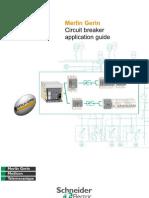 48419620 Merlin Gerin Circuit Breaker Application Guide Full MGD5032