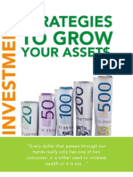 Investment Strategies to Grow Your Assets