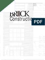 Brick Construction Guide