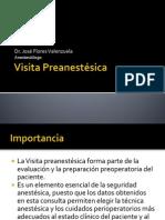 Consulta Preanestésica