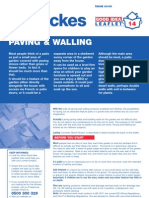 Paving and Walling - Wickes