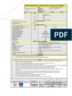 HSD-A-TS-M-DS-0010_Rev-A01 Mechanical Datasheet for Closed Drain Vessel Immersion Heater