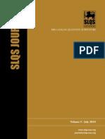 Slqs Journal