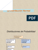 Distribucion Normal Para La Clase