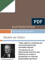 aula - 01 Introdução à Eletrostática