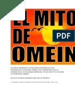 ALGUNOS HERMANOS ESTÁN SIENDO ENSEÑADOS A NO PRONUNCIAR LA PALABRA