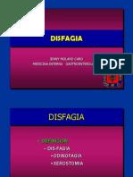 Clase Disfagia 2005-2