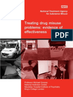 Nta Treat Drug Misuse Evidence Effectiveness 2006 Rb5