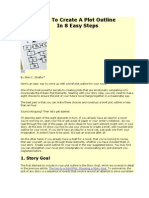 How To Create A Plot Outline.docx