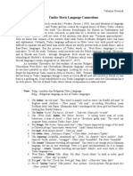 135487872 Valentyn Stetsyuk Turkic Slavic Language Connections PDF