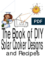 136359863 97361077 the Book of DIY Solar Cooker Designs and Recipes