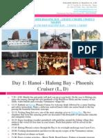 Phoenix Cruiser Halong Bay