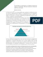 1.-Modelo de Intervencion Psicologica en Catastrofes