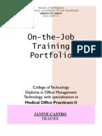 Portfolio PracticumII Janine