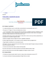 Colocación y curado del concreto _ CivilGeeks