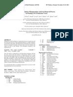 MADRAS - Fluid Simulation of Regeneration Acid Gas Removal Process