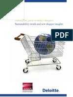 Es DeloitteGreenShopperStudy 2009(1)