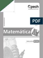 Simulacro Mt-034 (v3) Formato Demre