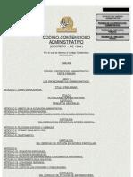 Codigo Contencioso Administrativo - Colombia - Dms
