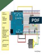 DC Motor Arduino - Speed Control