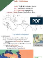 2012 Mesopotamia Notes