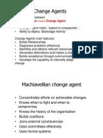 Change Agents