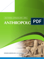 Cengage - Anthropology Books 2013