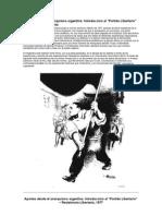 """Aportes desde el anarquismo argentino Introducción al """"Partido Libertario"""" – Resistencia Libertaria"""