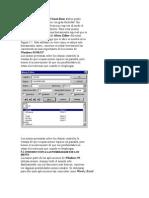 Entre Las Capacidades de Visual Basic 6
