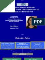 Medicaid DRA 2006