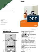 Siemens Gigaset E450 Handbuch
