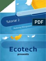 Ecobot -