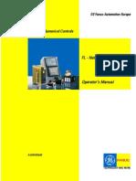 Fanuc FL-Net Boad Operator