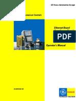 Fanuc Ethernet Board- Data Server Operator