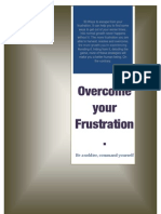 Overcome Your Frustration