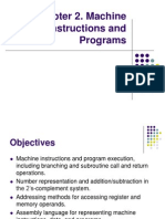 Chapter2- Machine Instructions and Programs