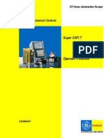 Fanuc Super Capi-T Operator