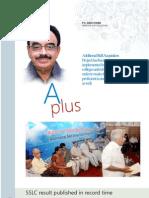 Kerala Calling-Education Minister
