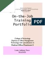 Portfolio Practicum II