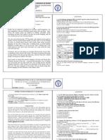 Examen Ingles Selectividad 2013