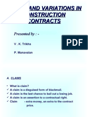 FIDIC LETTERS BY CONTRACTOR   Insurance   Indemnity