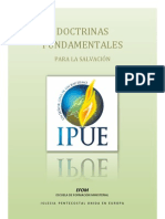 DOCTRINAS FUNDAMENTALES