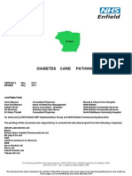 Diabetes Care Pathway 2010