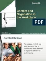 Organizational Behavior Chapter 11