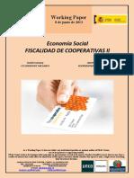 Economía Social. FISCALIDAD DE COOPERATIVAS II (Es) Social Economy. CO-OPERATIVE TAX LAW II (Es) Gizarte Ekonomia. KOOPERATIBEN ZERGA ARAUAK II (Es)