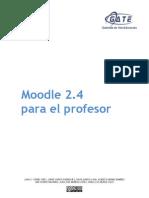 Manual Moodle 2.4