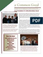 Fall Newsletter 2007